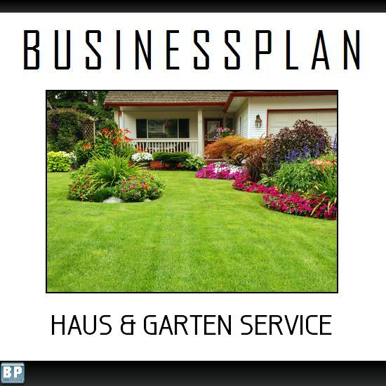 BusyPlans.de - Businessplan Haus- und Gartenservice