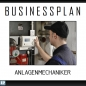 Preview: Businessplan Anlagenmechaniker