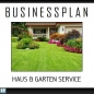 Preview: Businessplan Haus- und Gartenservice