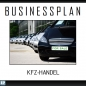 Preview: Businessplan Kfz-Handel / Autohandel