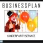Preview: Businessplan Kinderpartyservice