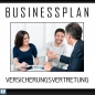 Preview: Businessplan Versicherungsvertreter
