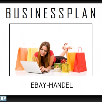 Businessplan eBay-Handel /-Shop