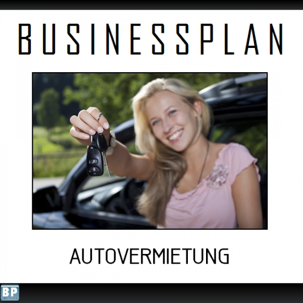 Businessplan Autovermietung