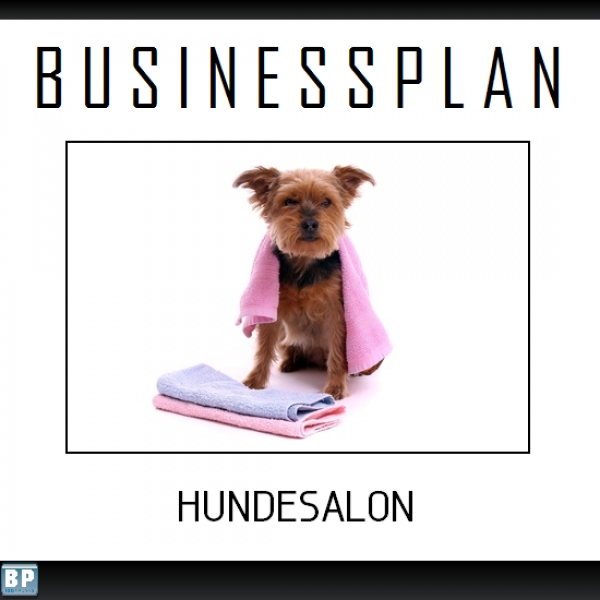 Businessplan Hundesalon