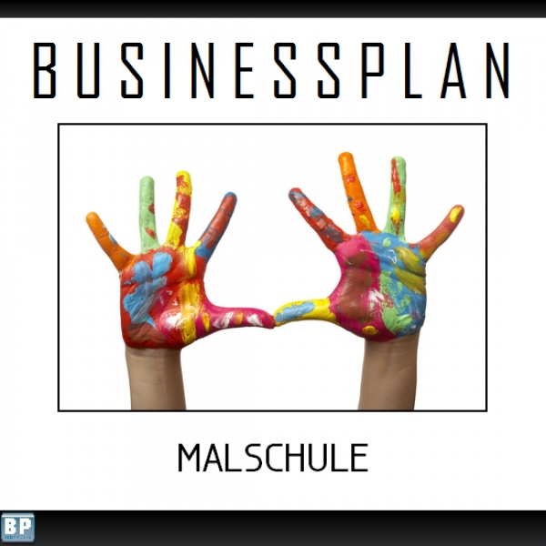 Businessplan Malschule