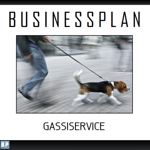 Businessplan Tiersitter / Gassiservice
