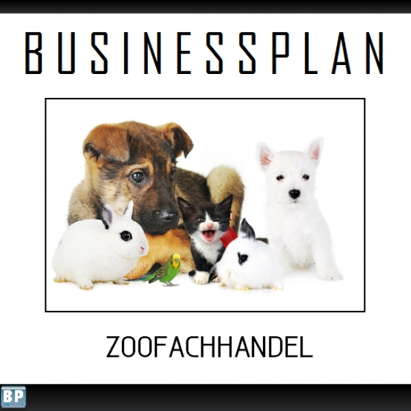 Businessplan Zoofachhandel