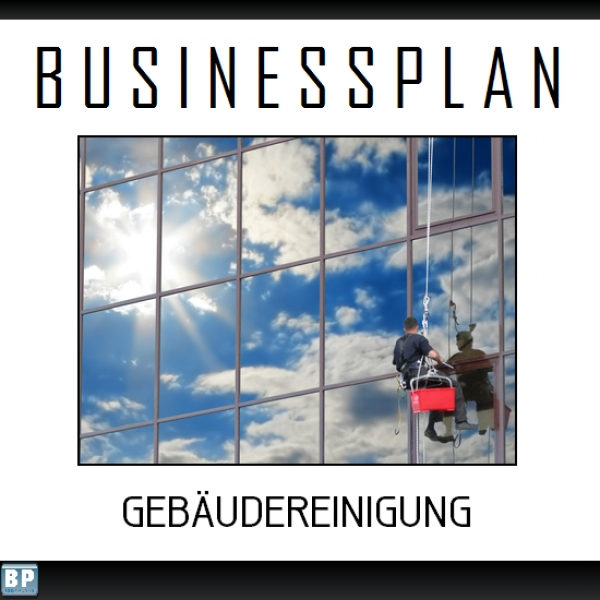 Businessplan Gebäudereinigung